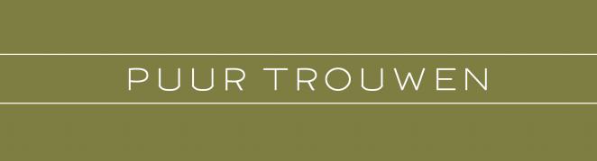 Puur Trouwen Logo