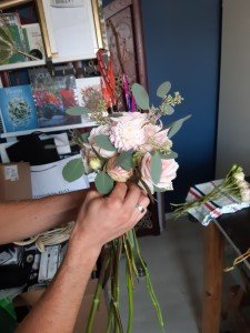 bruidsboeket trouwplanner